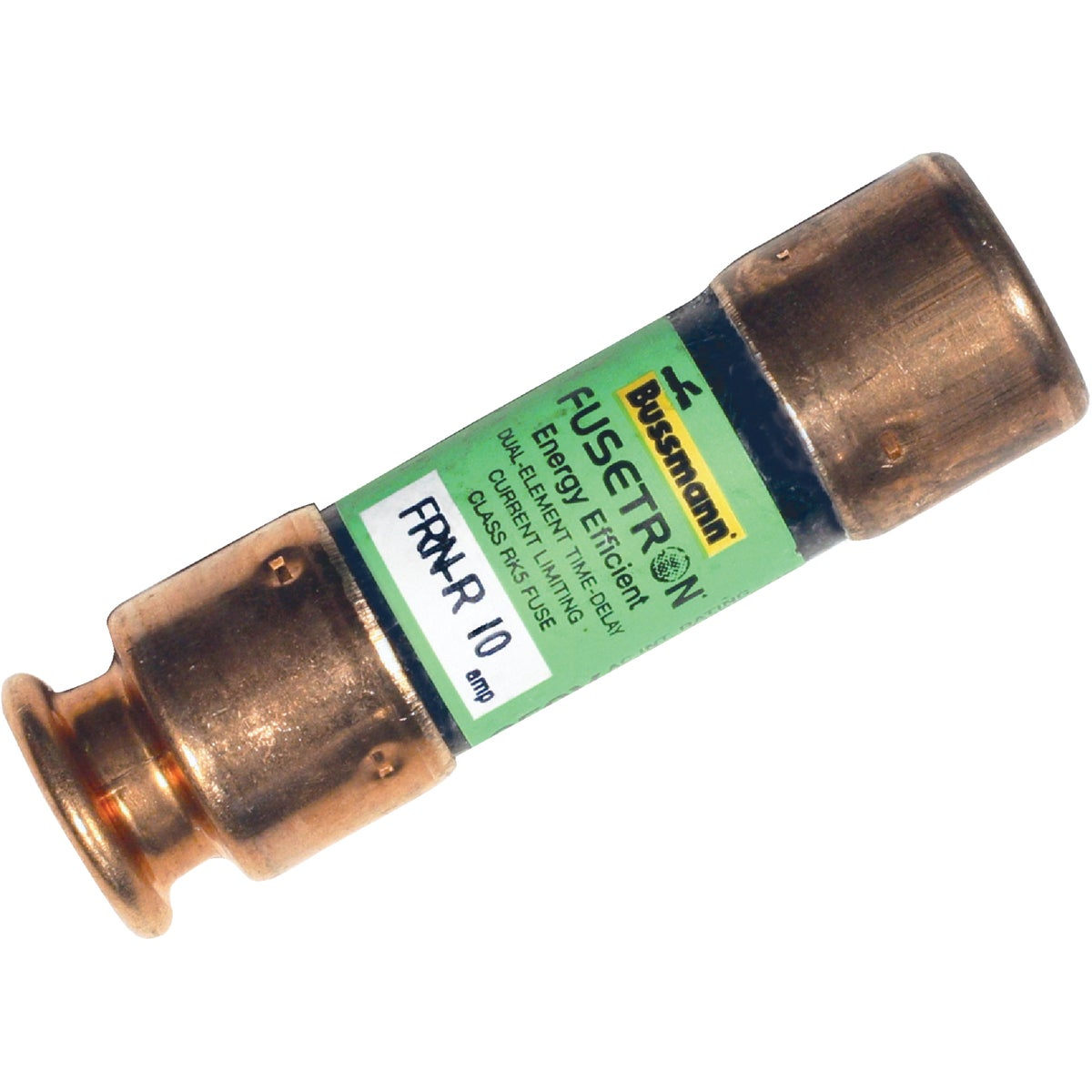 10A 250V CARTRIDGE FUSE - FRN-R-10 by Bussmann Cooper