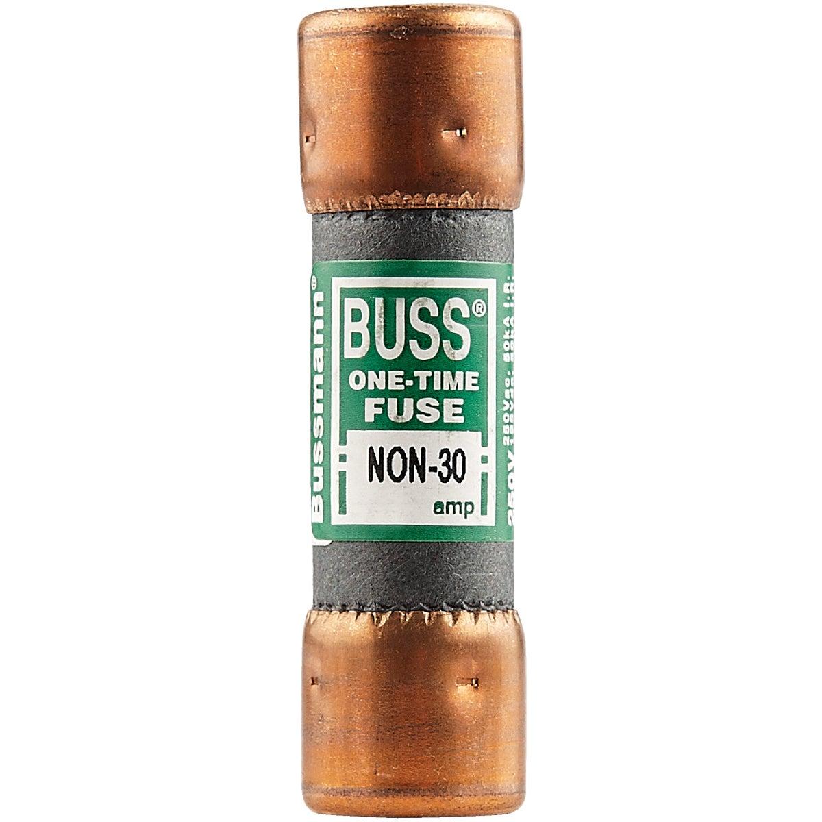 Bussmann 10A NON Cartridge General Purpose Cartridge Fuse