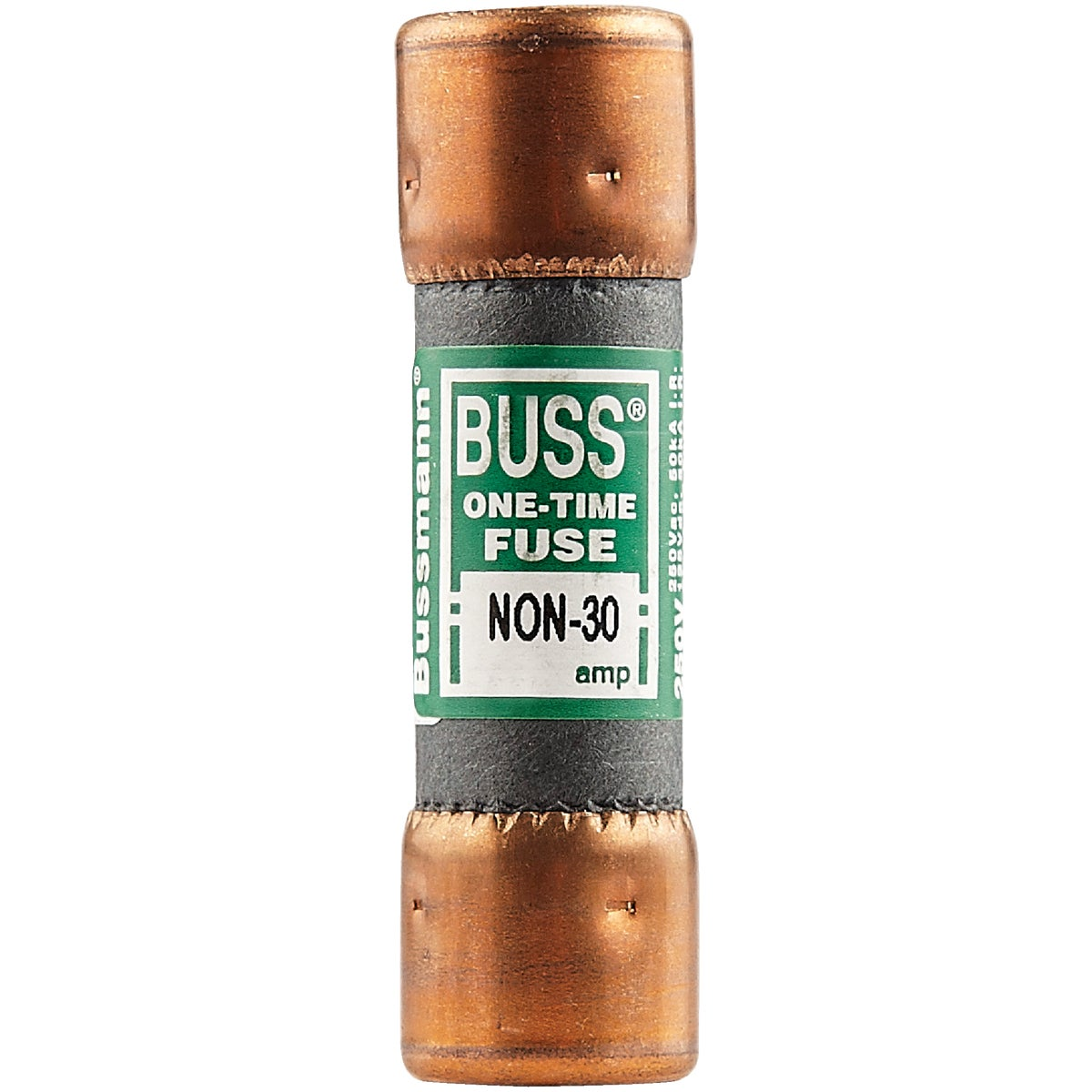 10A NON CARTRIDGE FUSE - NON-10 by Bussmann Cooper