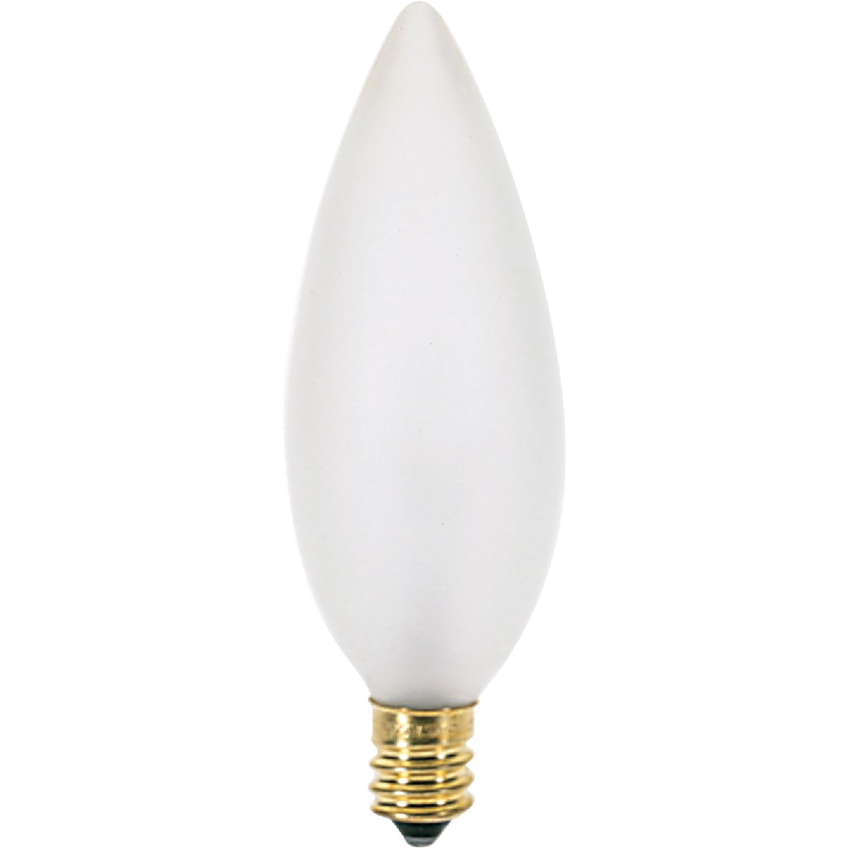60W FROST TORPEDO BULB - 03787 60B10/F/CD2 by Westinghouse Lightng