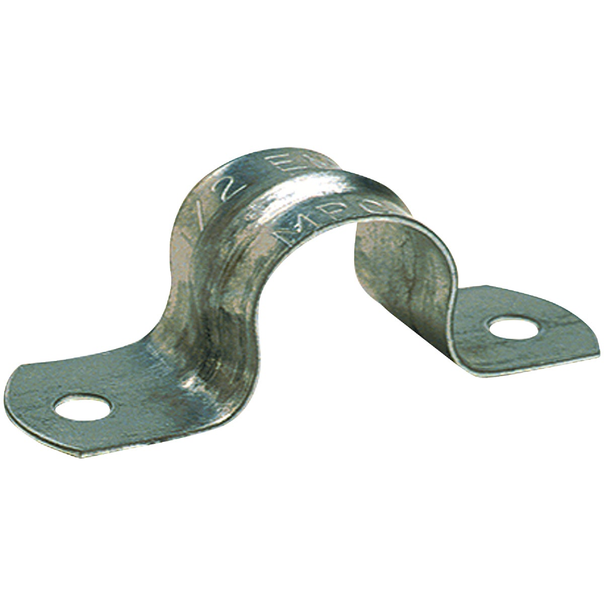 "100PC 1/2"" 2-HOLE STRAP - TS901100CP by Thomas & Betts"