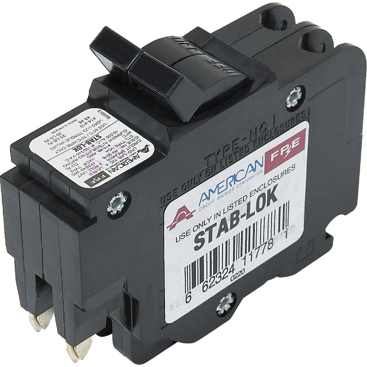 40A 2P CIRCUIT BREAKER - UBIF0240N by Connecticut Electric