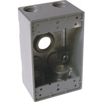 Hubbell OUTDOOR BOX 5331-0