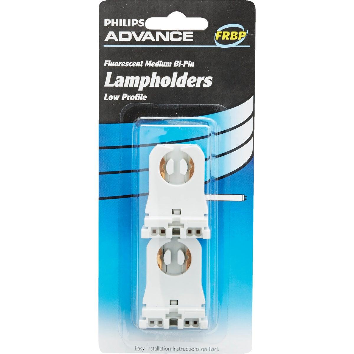 FLUORESCENT LAMPHOLDER - 64823 by G E Ballast