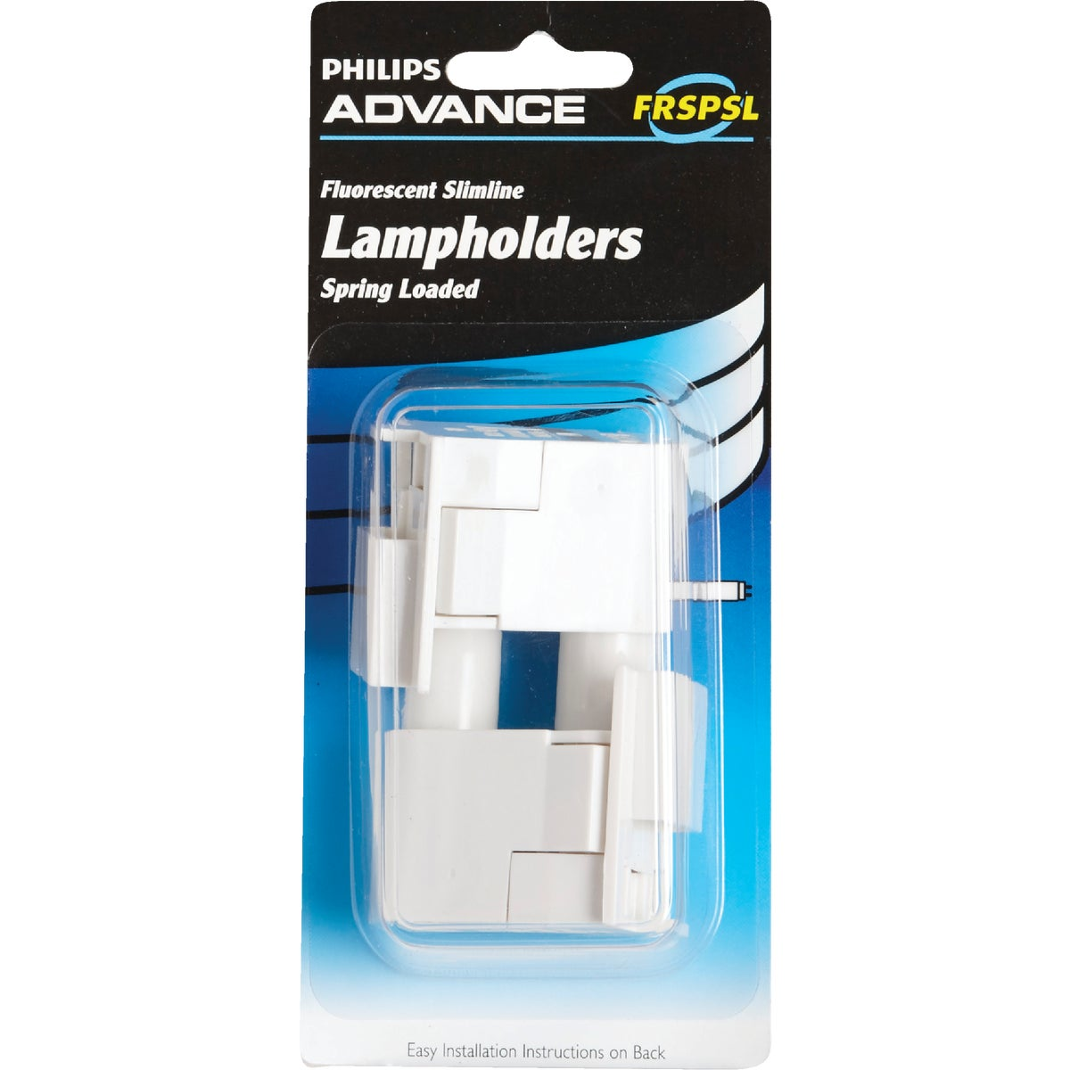 FLUORESCENT LAMPHOLDER - 64825 by G E Ballast