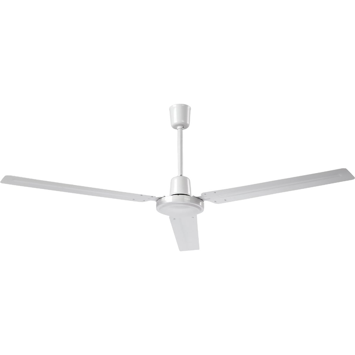 "56"" WHITE CEILING FAN - CF56IND3WH by Canarm Gs"