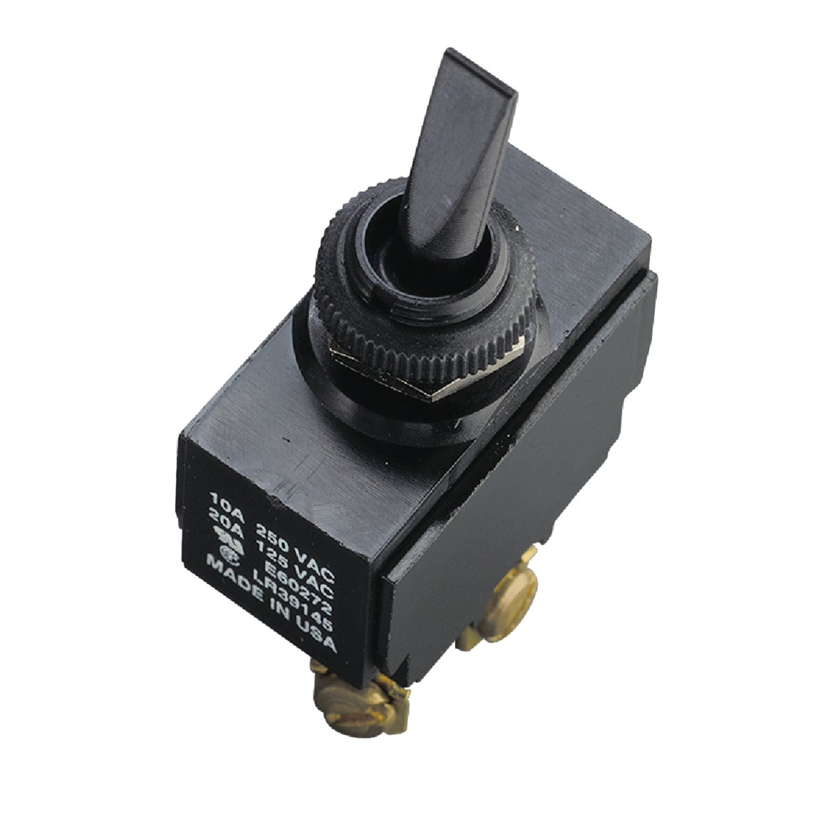 NONMETALIC TOGGLE SWITCH - GSW-19 by G B Electrical Inc