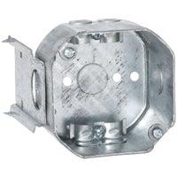 4X4X2-1/8 Octagon Box