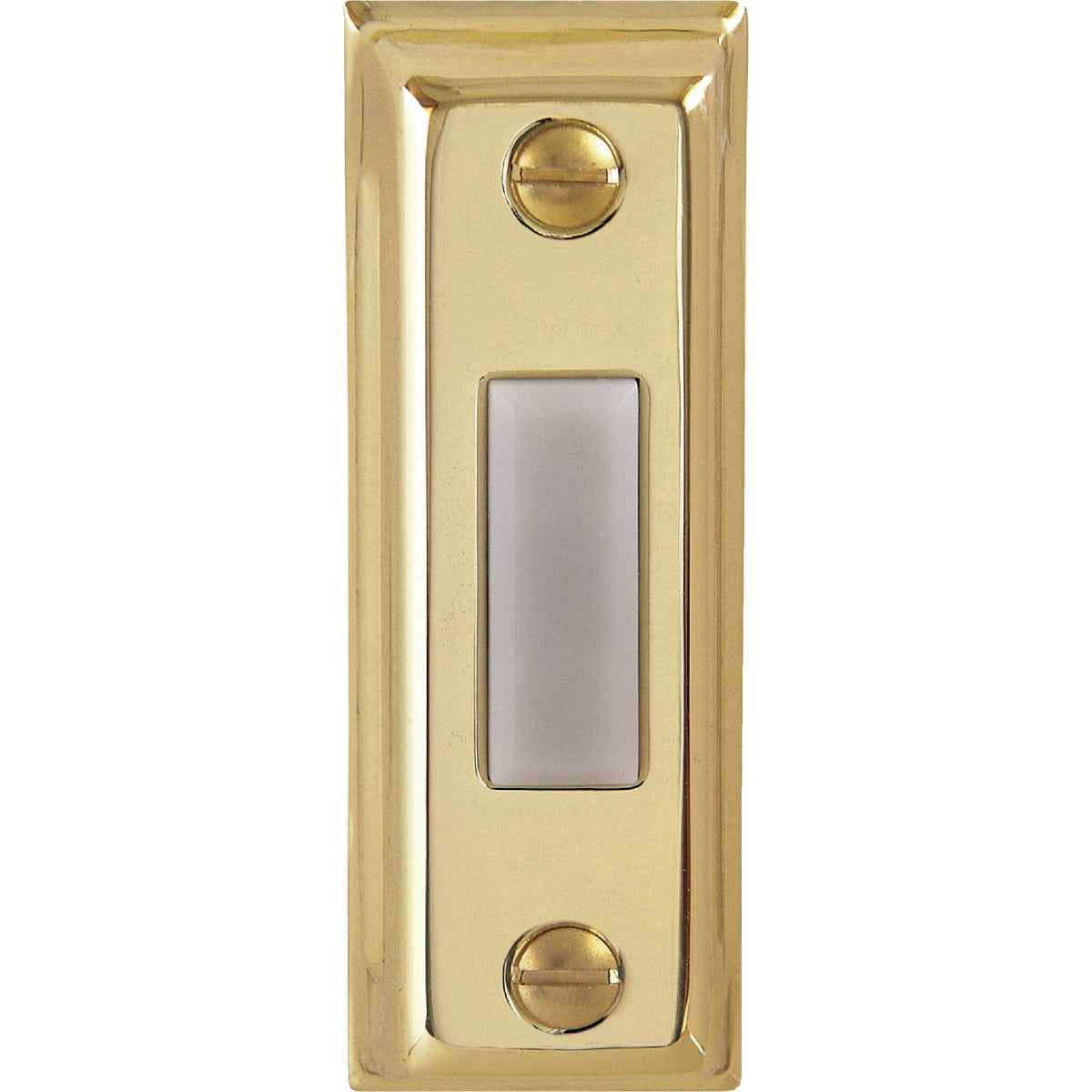 GOLD LIGHTED PUSH-BUTTON - DH1505L by Thomas & Betts
