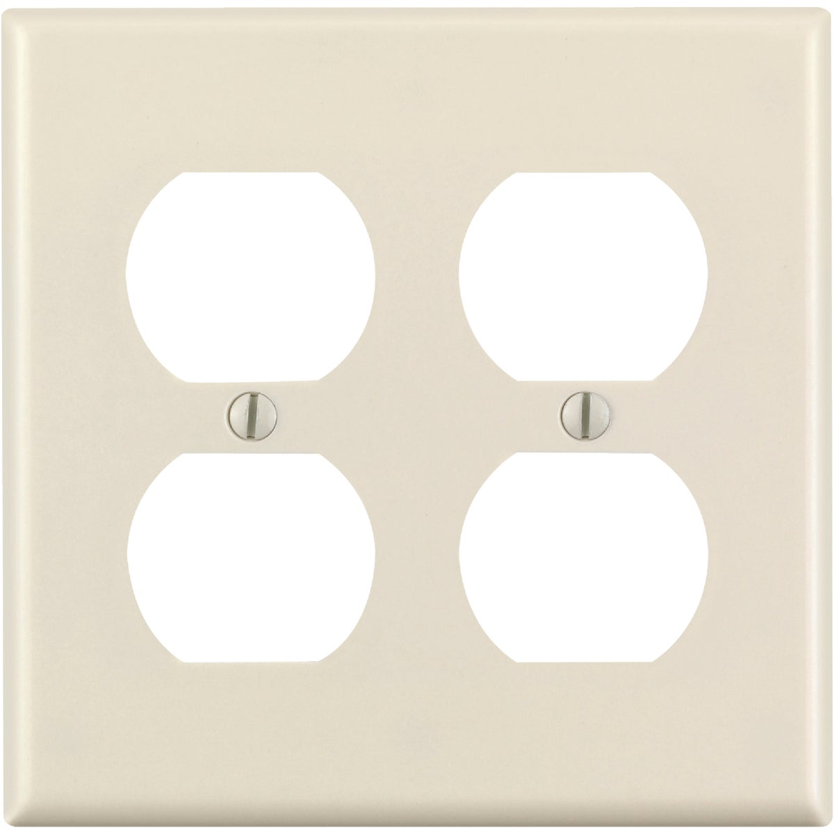LT ALM 4 OUTLT WALLPLATE - 000-78016 by Leviton Mfg Co