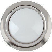 Thomas & Betts SLVR LIGHTED PUSH-BUTTON DH1201L