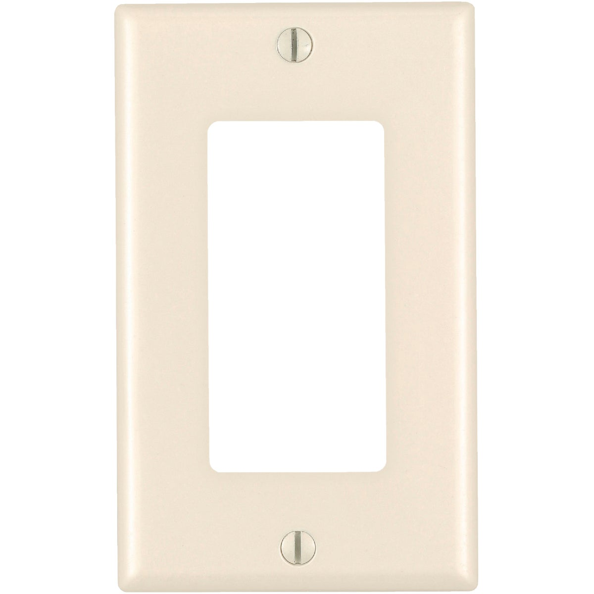 LT ALM ROCKER WALLPLATE - 015-80601-00T by Leviton Mfg Co