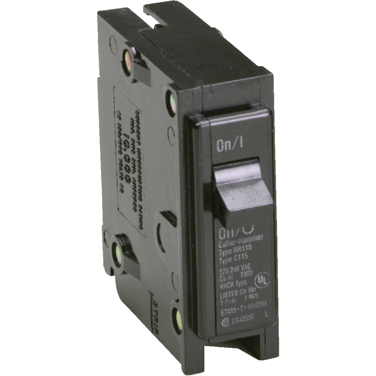 15A SP CIRCUIT BREAKER - BR115 by Eaton Corporation
