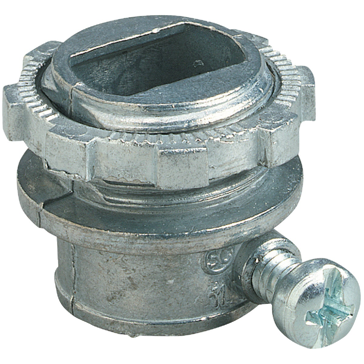 """100PC 3/8""""FLEX CONNECTOR - XC220SC100CP by Thomas & Betts"""