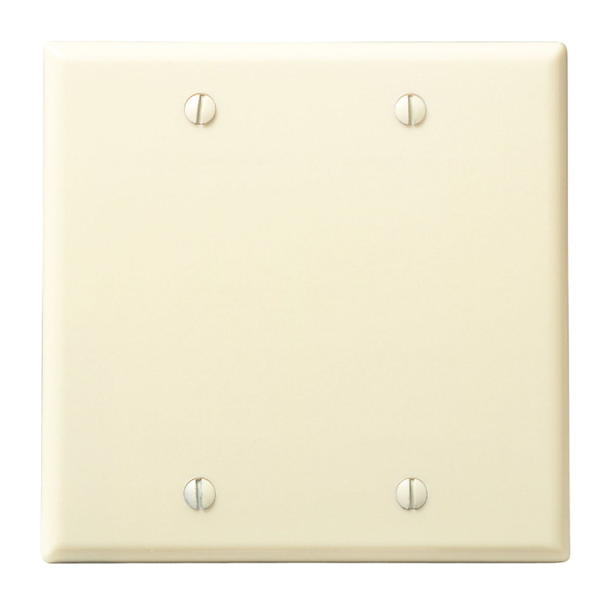 IV BLANK WALL PLATE - 86025 by Leviton Mfg Co