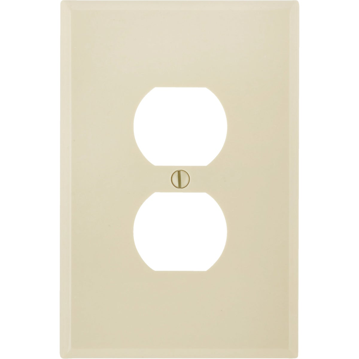 IV DUPLEX WALL PLATE - 86103I by Leviton Mfg Co