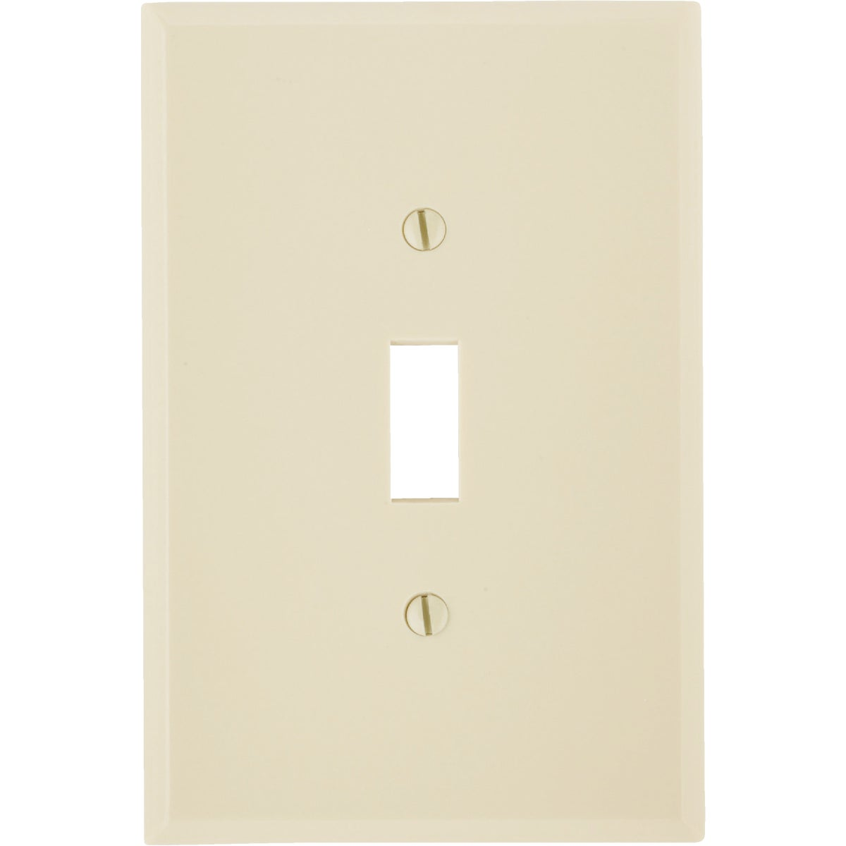 IV 1-TOGGLE WALL PLATE - 86101I by Leviton Mfg Co