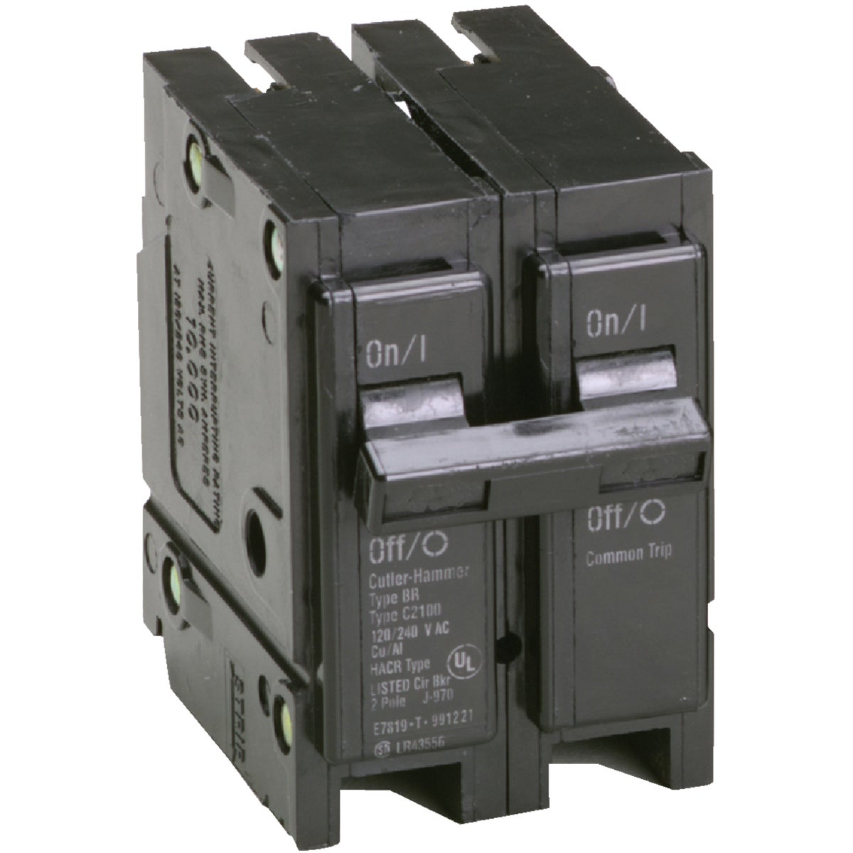 60A 2P CIRCUIT BREAKER - BR260 by Eaton Corporation