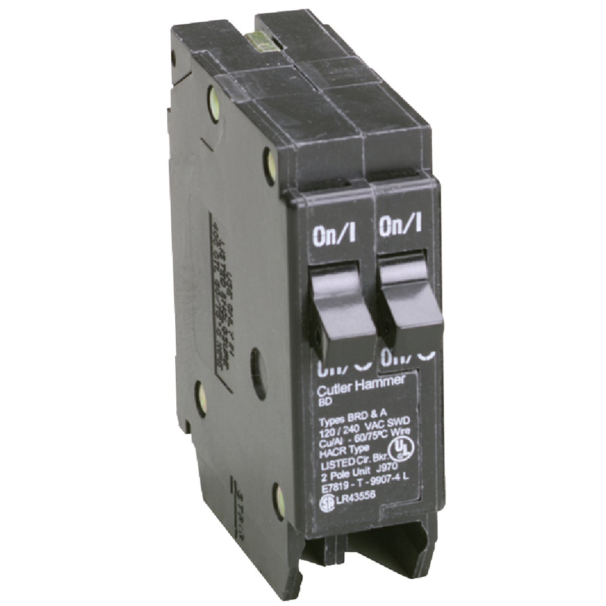 15A/15A CIRCUIT BREAKER - BD1515 by Eaton Corporation