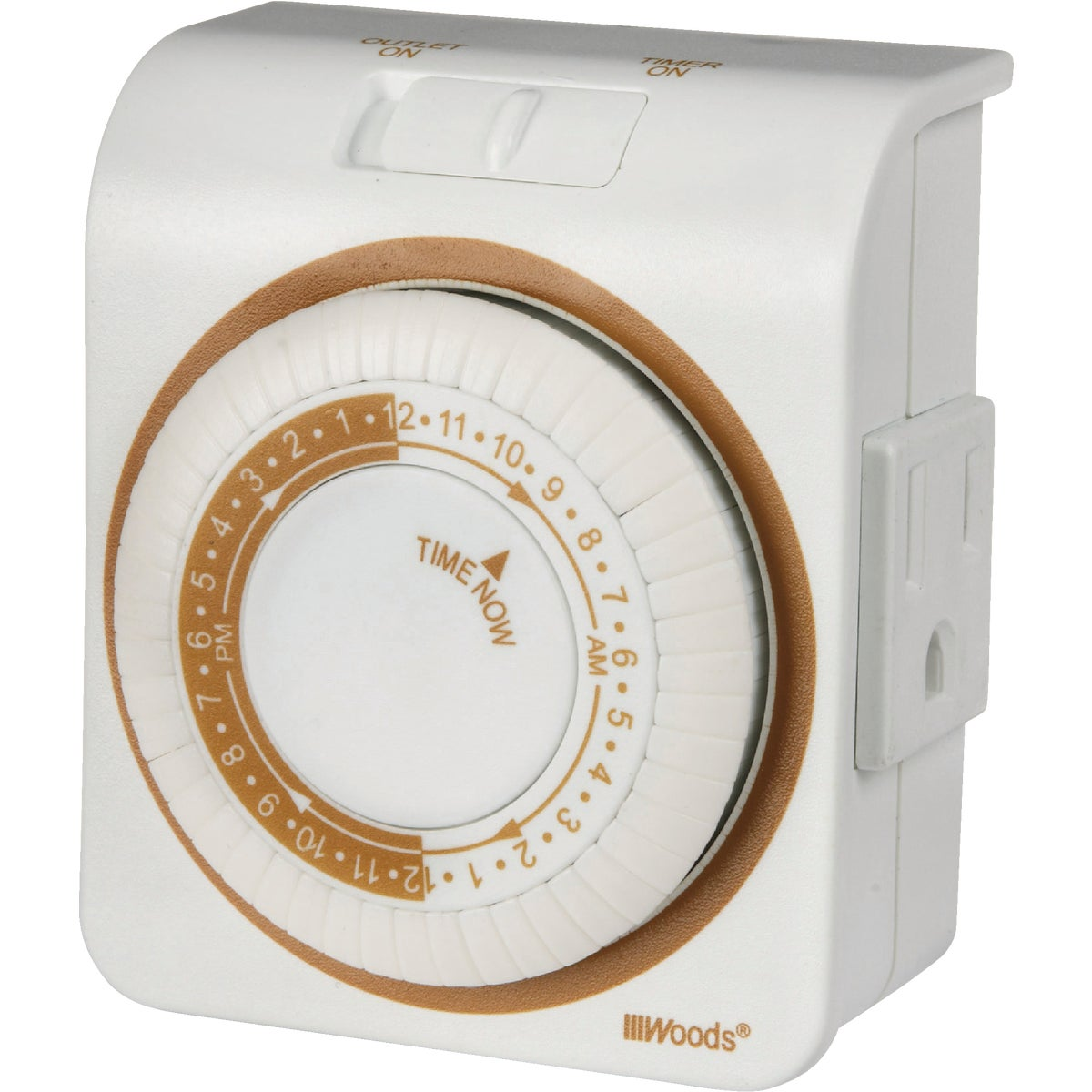 24-HR INDOOR TIMER - 50001 by Woods Wire Coleman