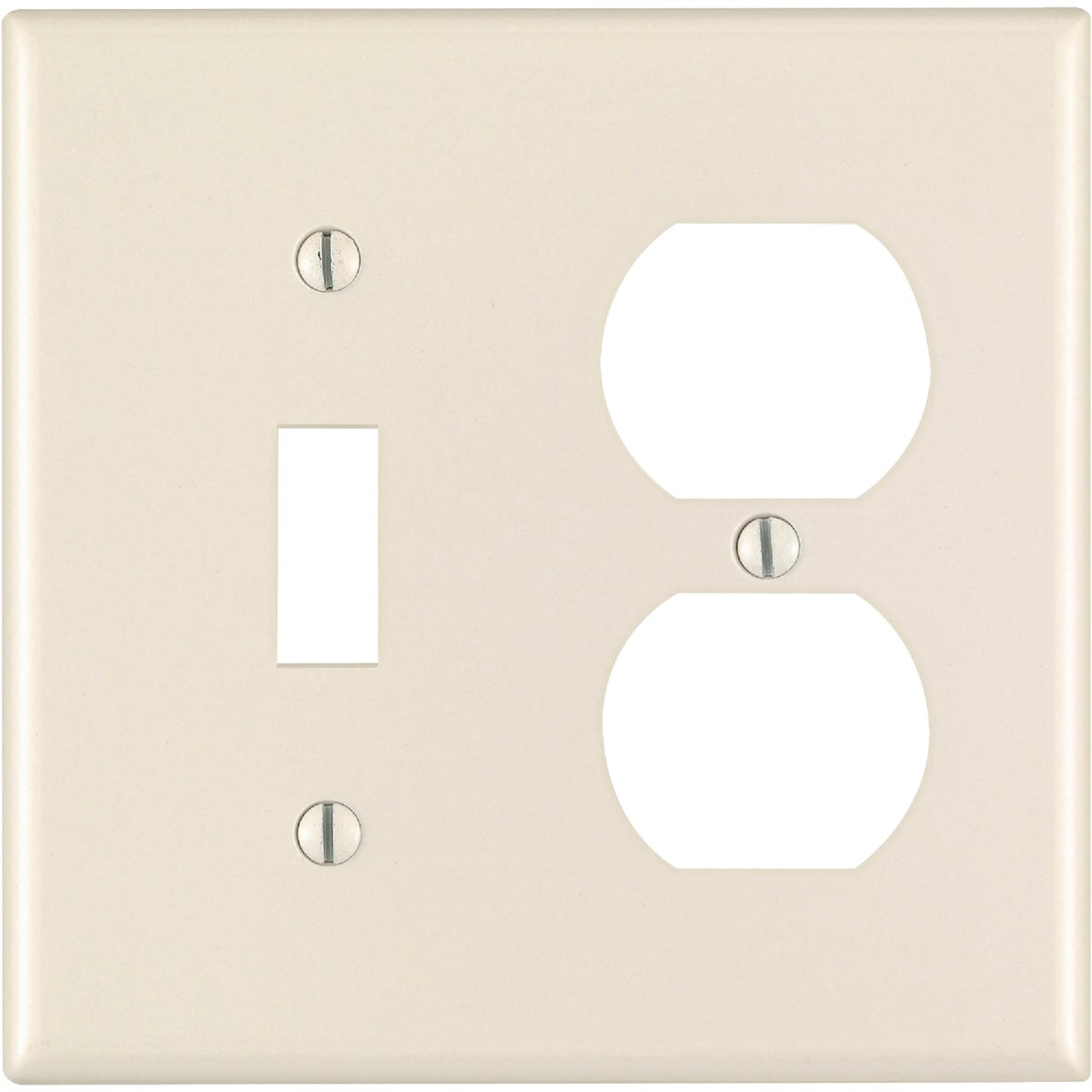 LT ALM COMBO WALLPLATE - 000-78005 by Leviton Mfg Co