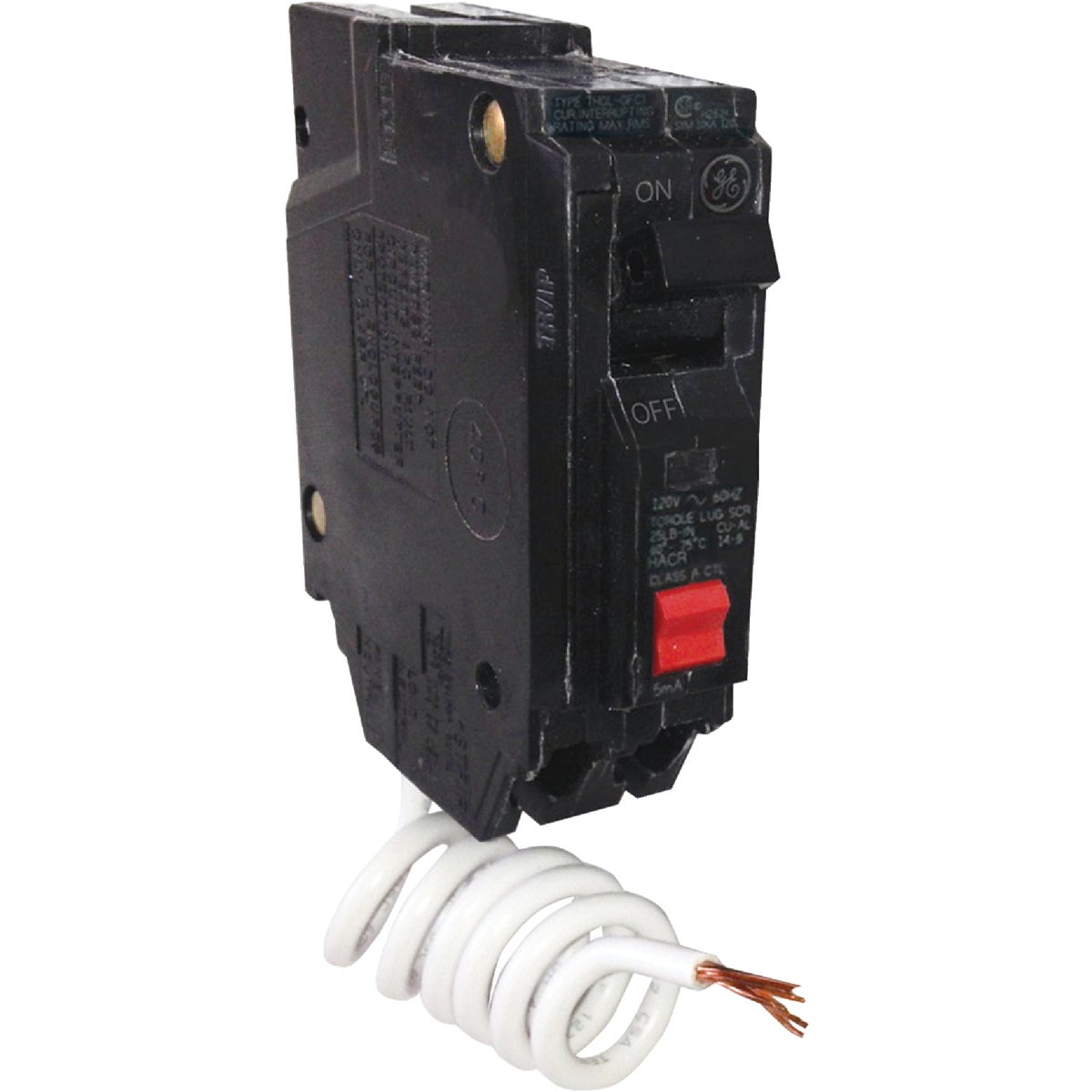 20A GFI CIRCUIT BREAKER - THQL1120GF by G E Industrial
