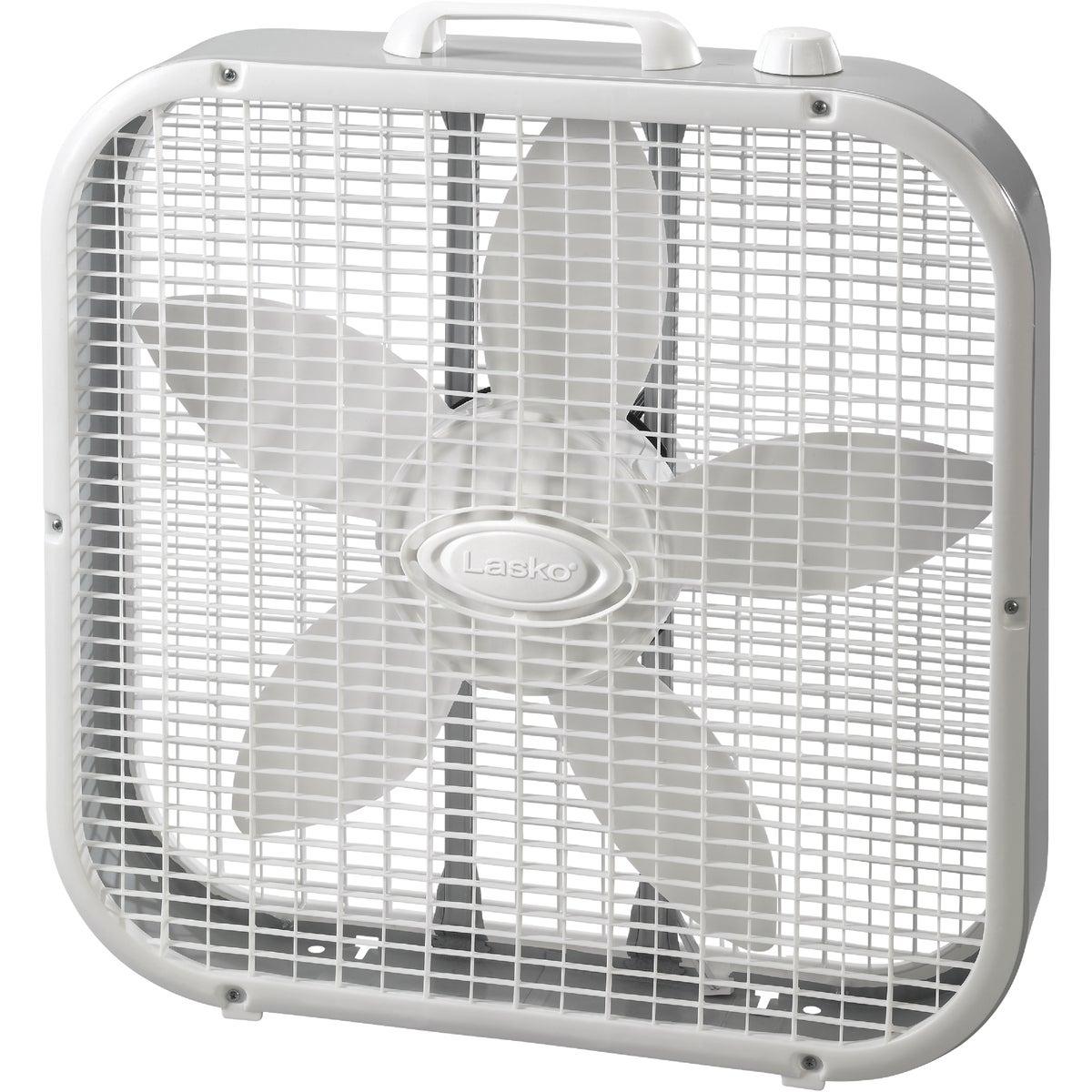Lasko Box Fan, 3733