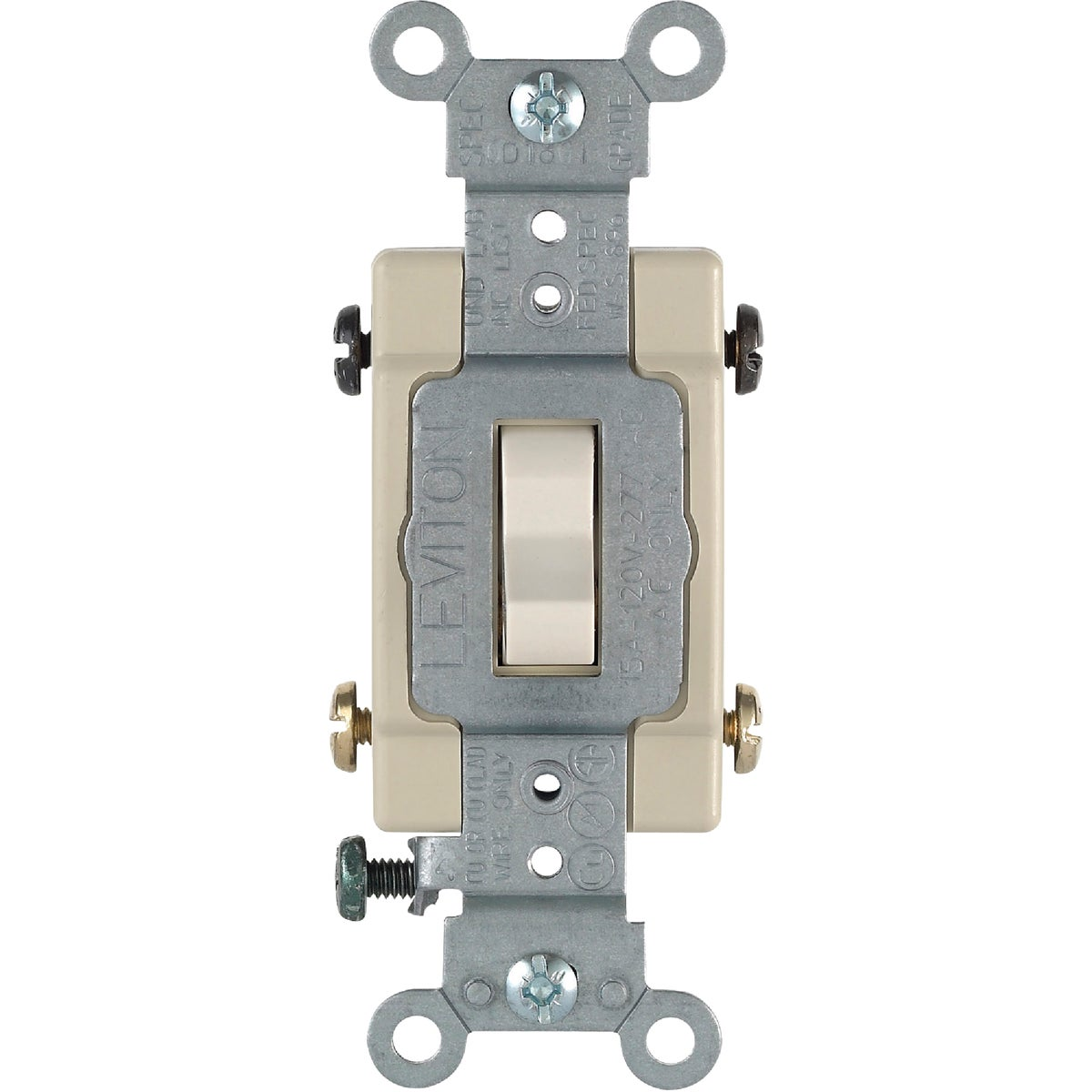 LT ALM 4-WAY SWITCH - SO6-CS415-2TS by Leviton Mfg Co