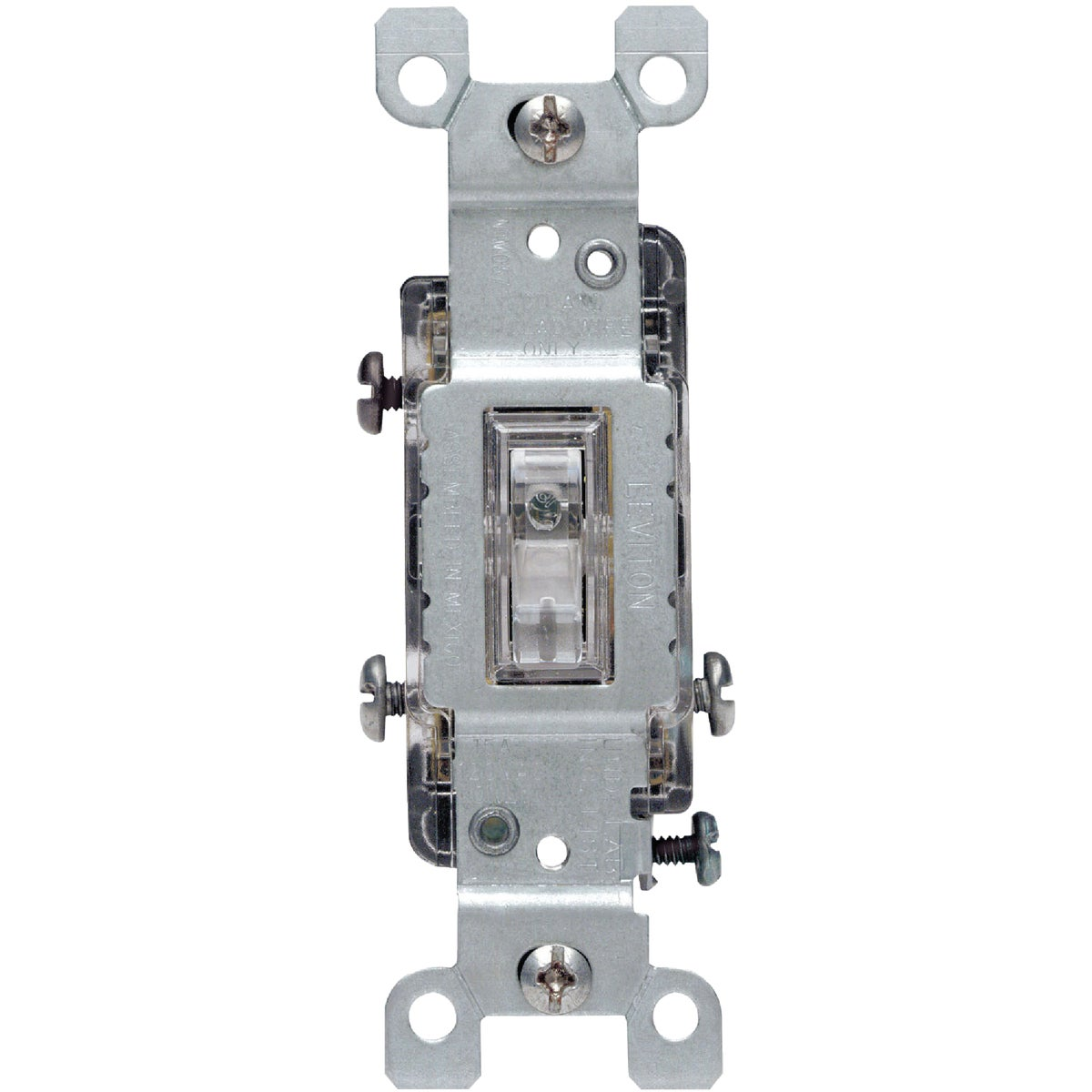 CLEAR LTD 3-WAY SWITCH - 1463-LHC by Leviton Mfg Co