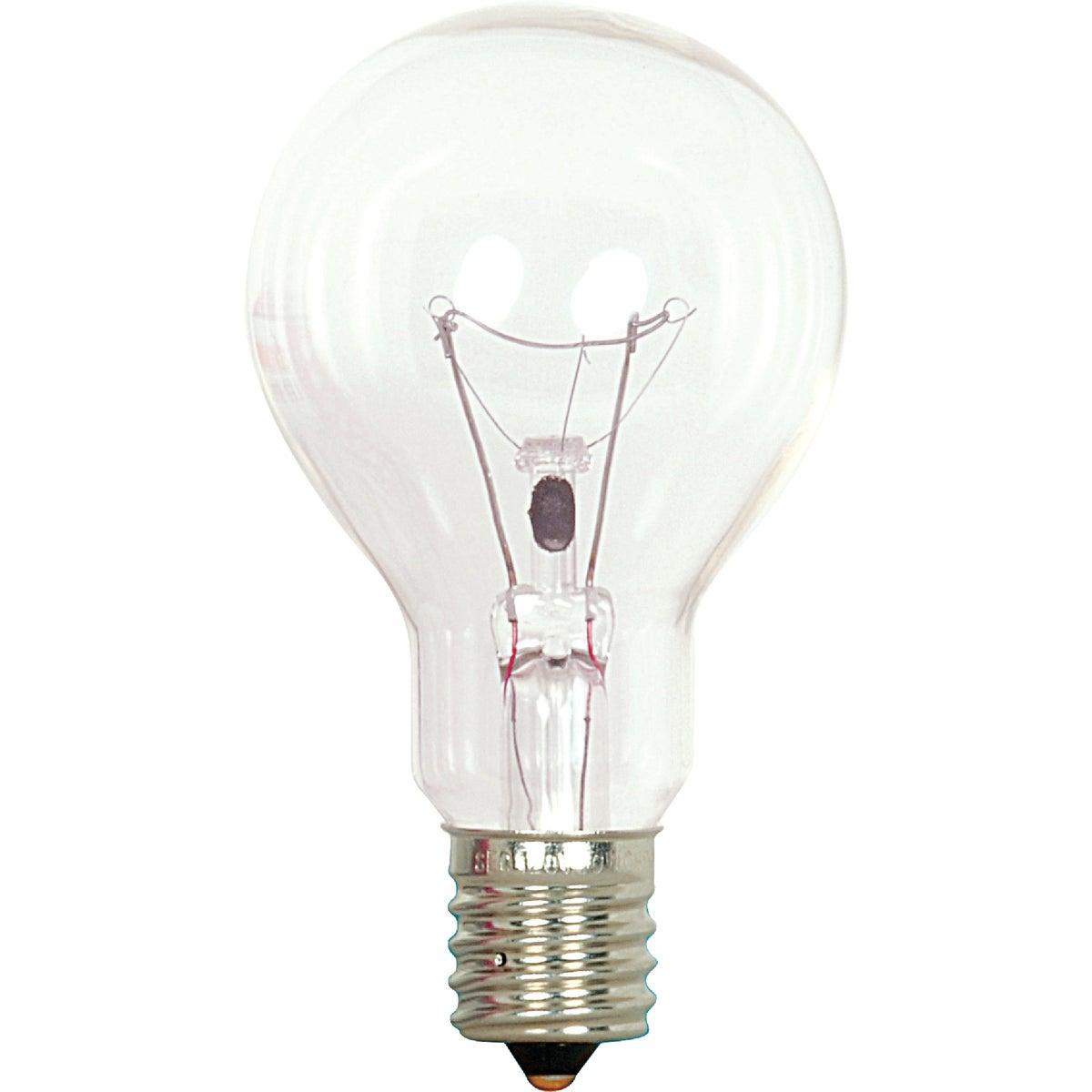 2PK 40W CL INTR FAN BULB - 03936 by Westinghouse Lightng