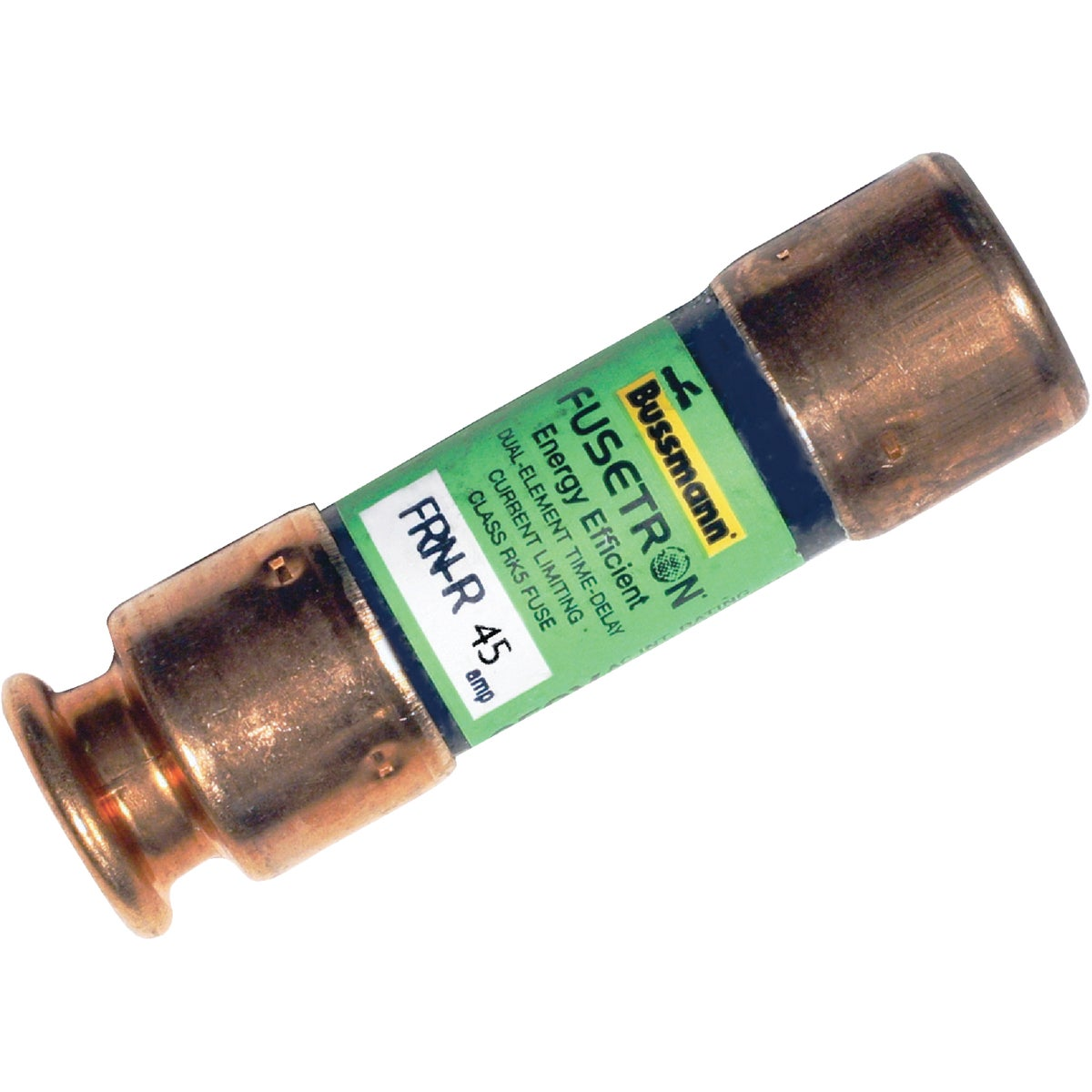 45A CARTRIDGE FUSE - FRN-R-45 by Bussmann Cooper