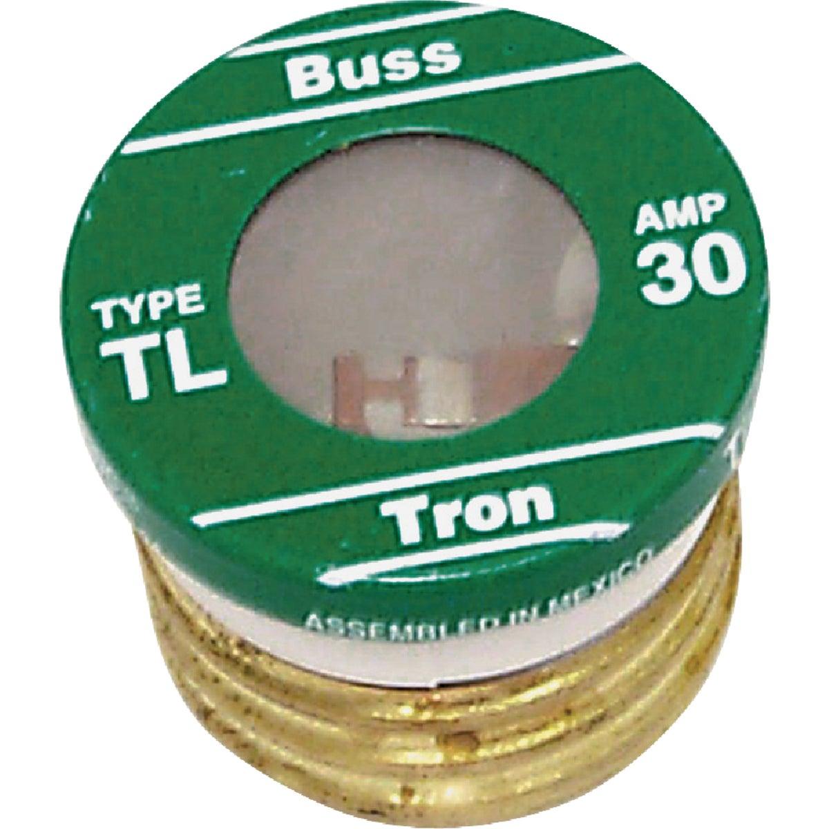 30A PLUG FUSE - BP/TL-30 by Bussmann Cooper
