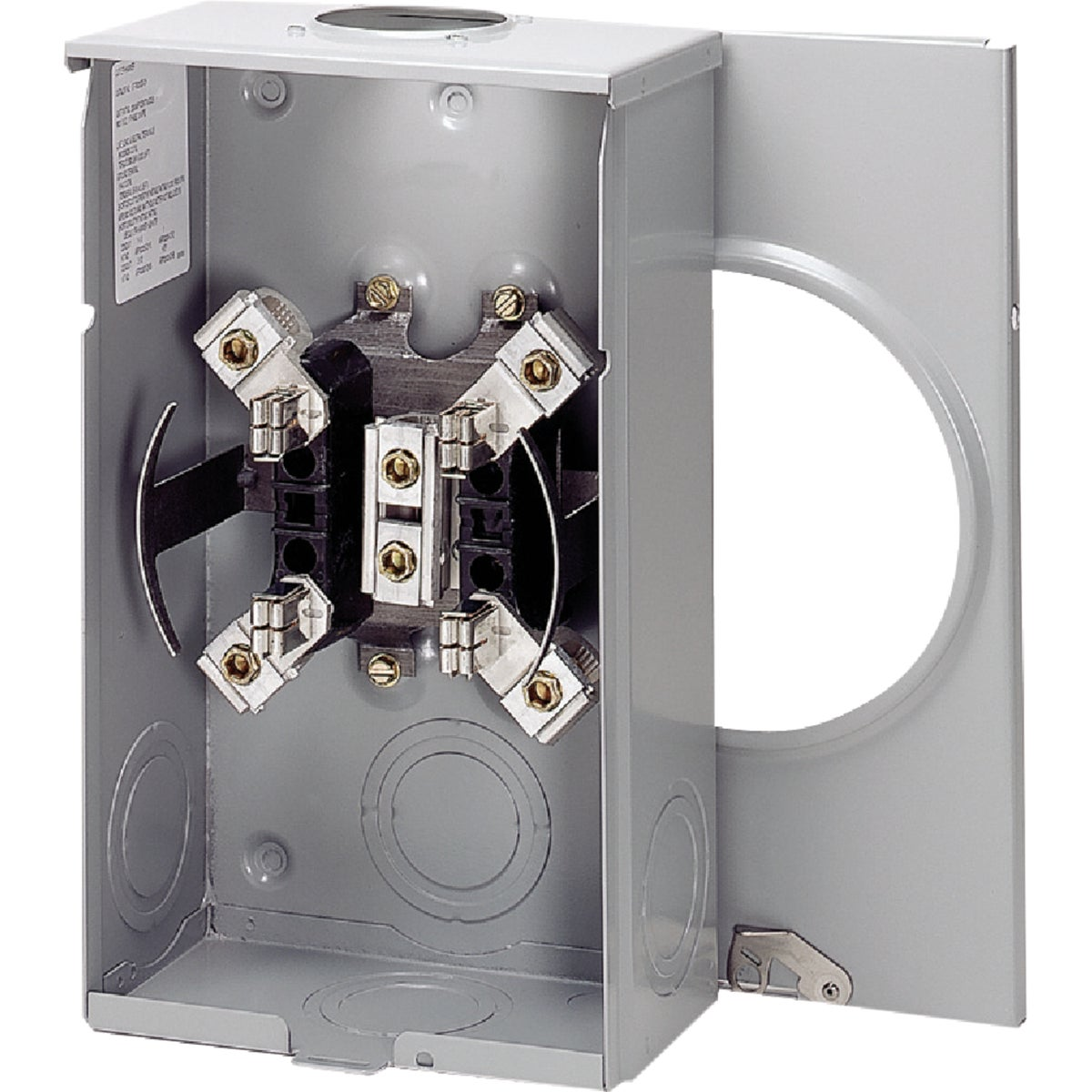 200A METER SOCKET - UTRS202BCH by Eaton Corporation