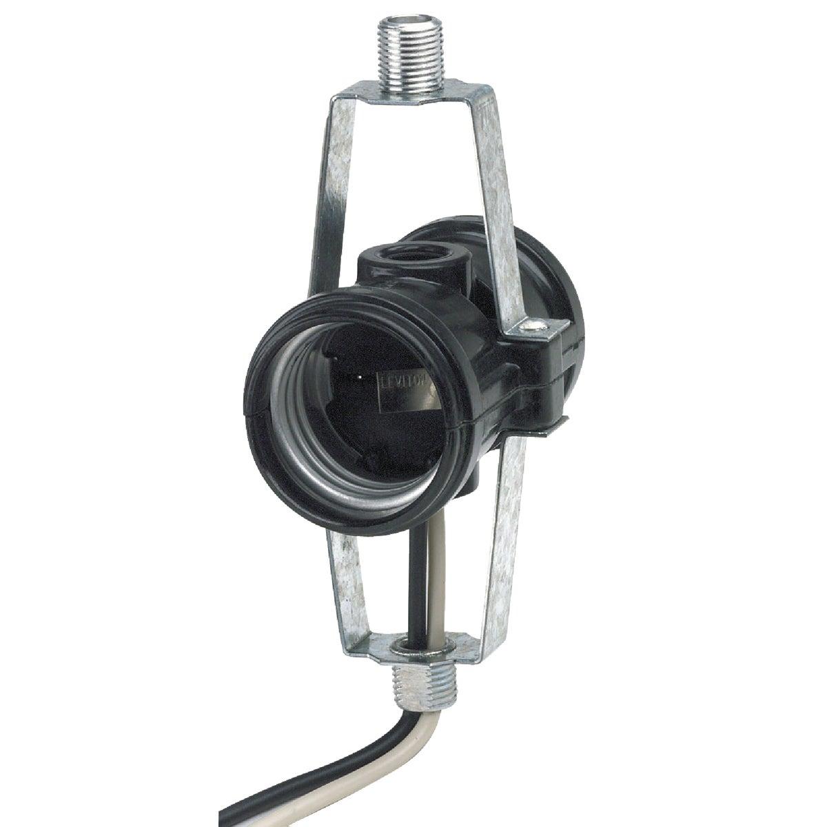 2-LIGHT LAMPHOLDER