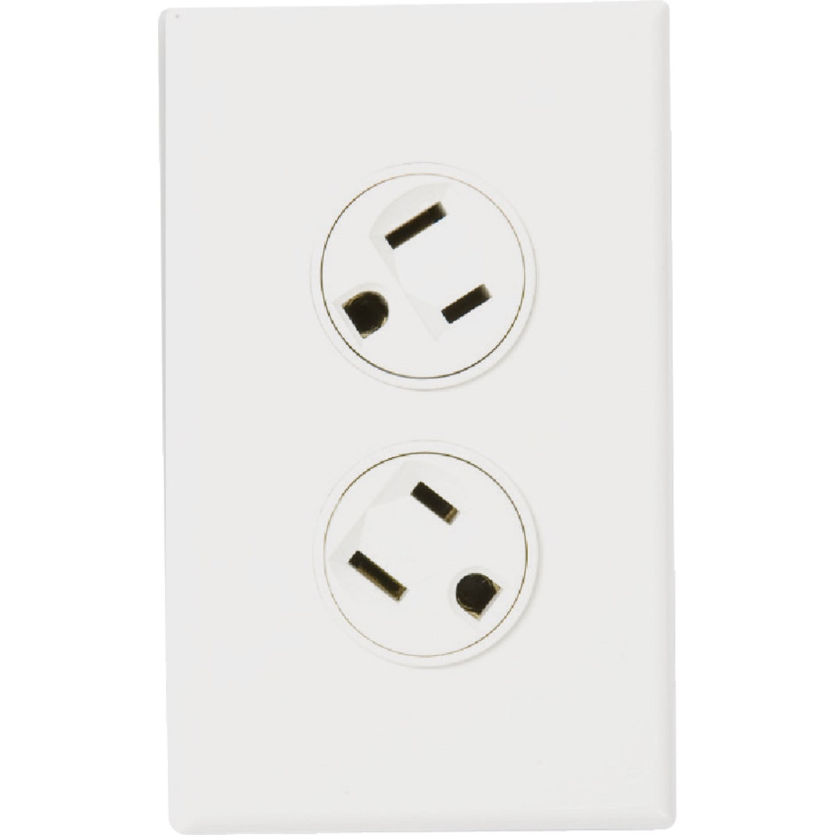 ALM ROTATE DUPLEX OUTLET - 36012-A by 360 Electrical