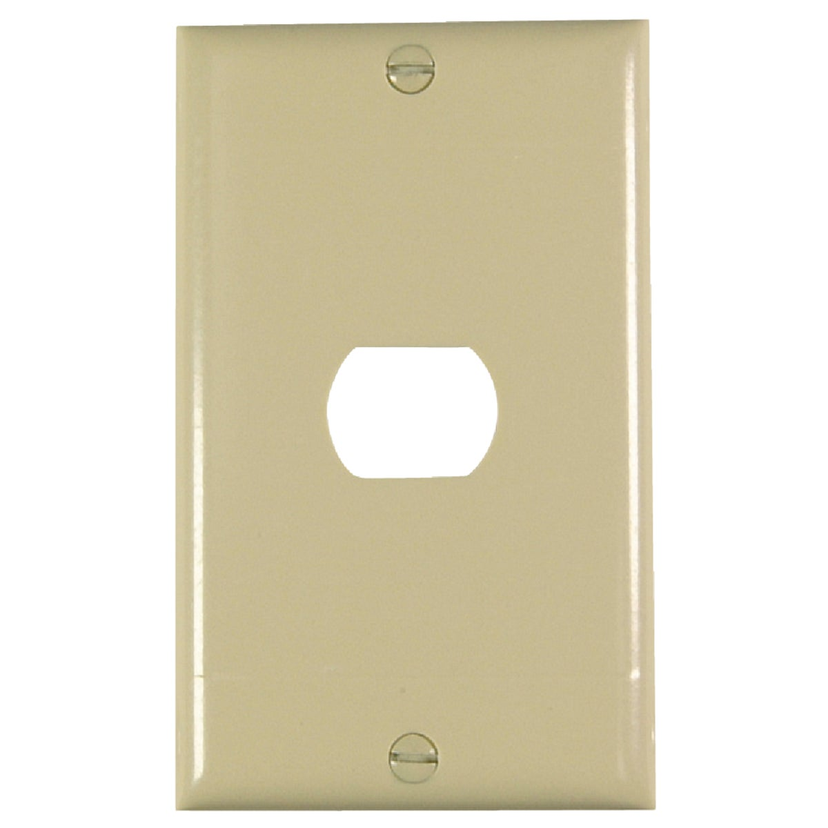 IV RIBBED WALL PLATE - K1-I by Pass Seymour Legrand