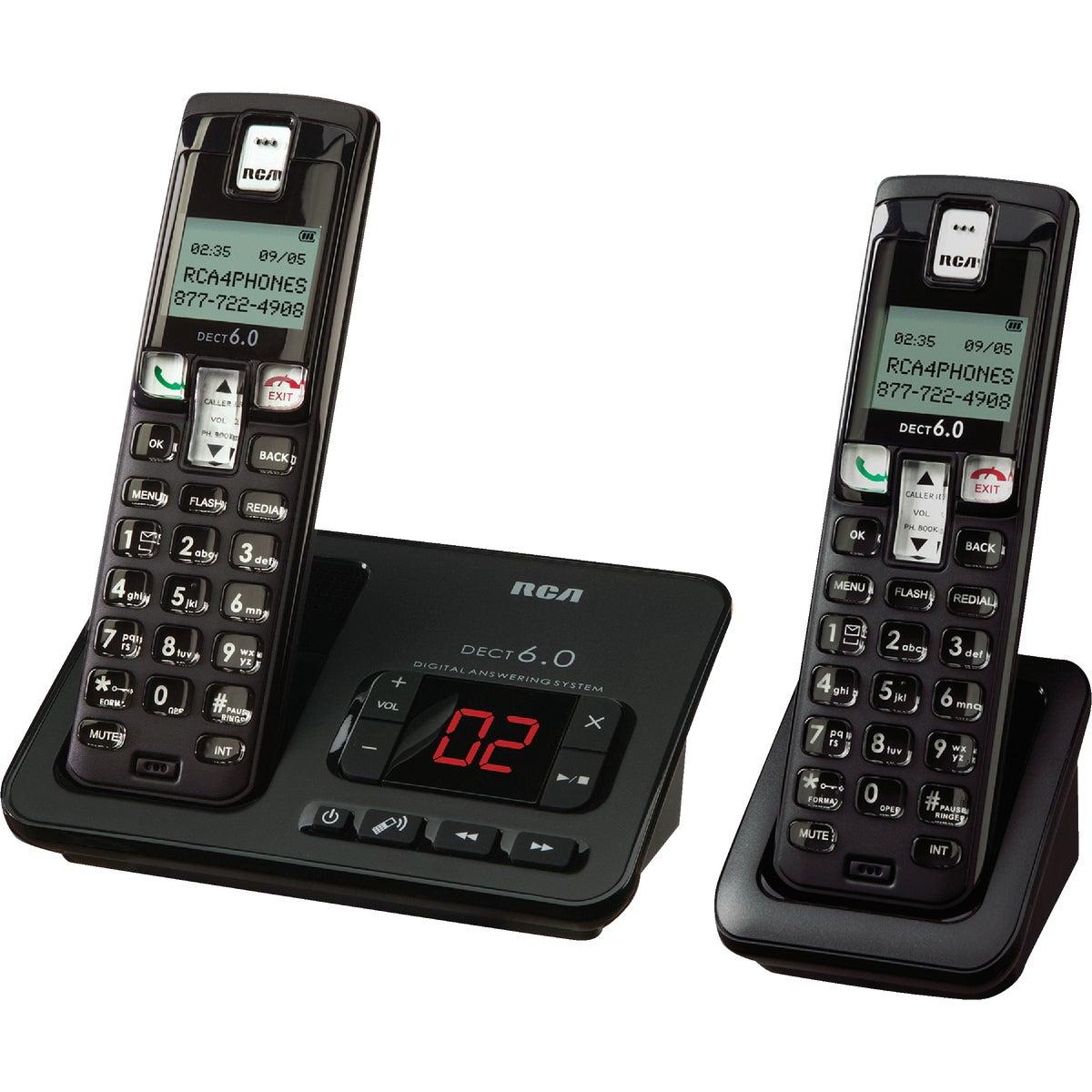 M Rothamn & Co Inc DECT CORLESS 2SET PHONE EL52209