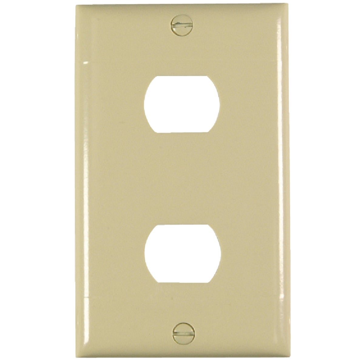 IV RIBBED WALL PLATE - K2-I by Pass Seymour Legrand
