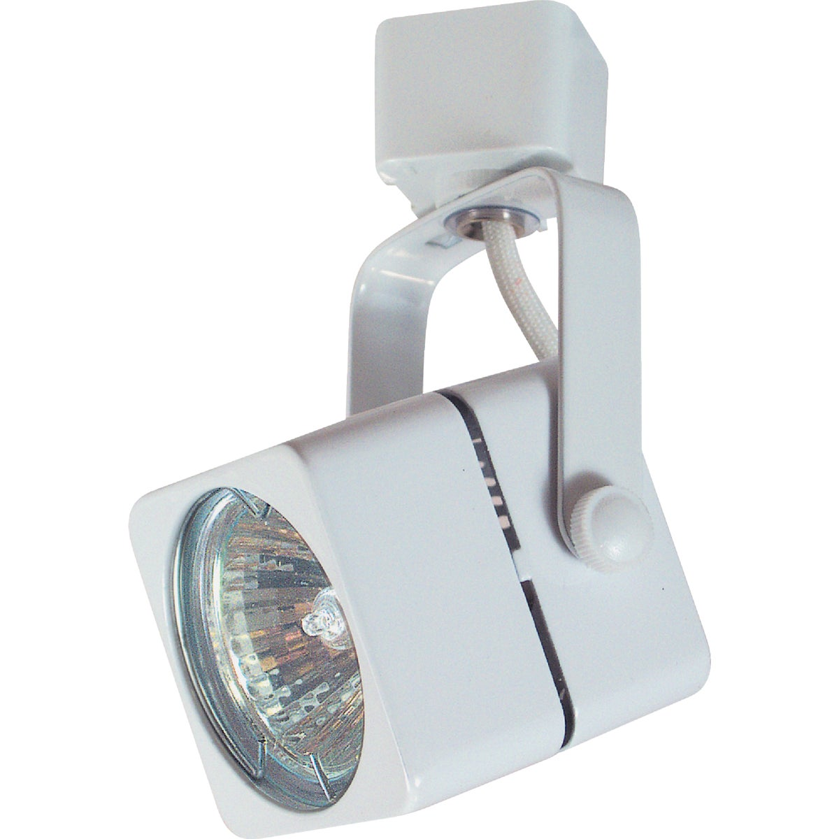 WHT APOLLO TRACK FIXTURE - AO1012-WH-120V by Liteline Corporation