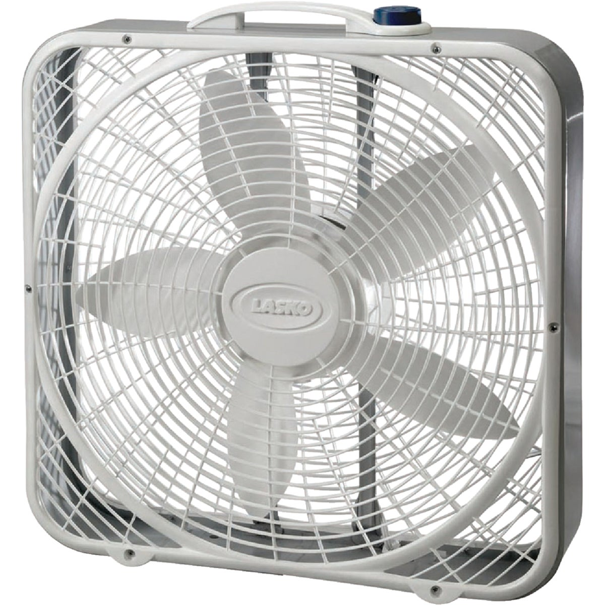 Lasko Wind Ring Box Fan, 3723