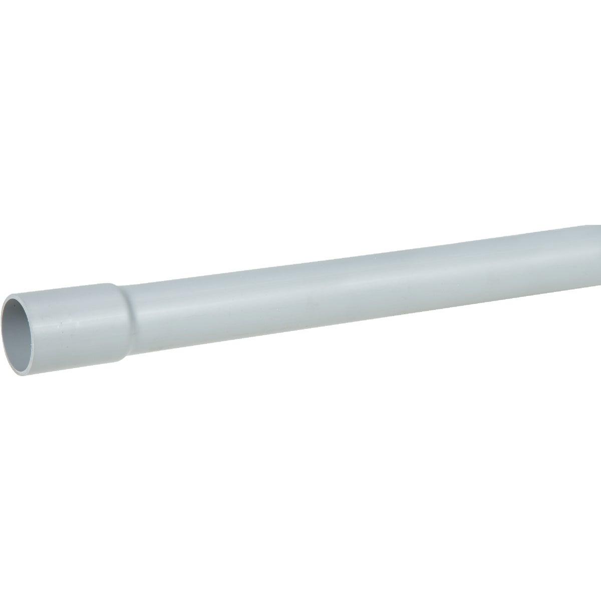 Allied 1-1/4 In. x 10 Ft. Schedule 80 PVC Conduit