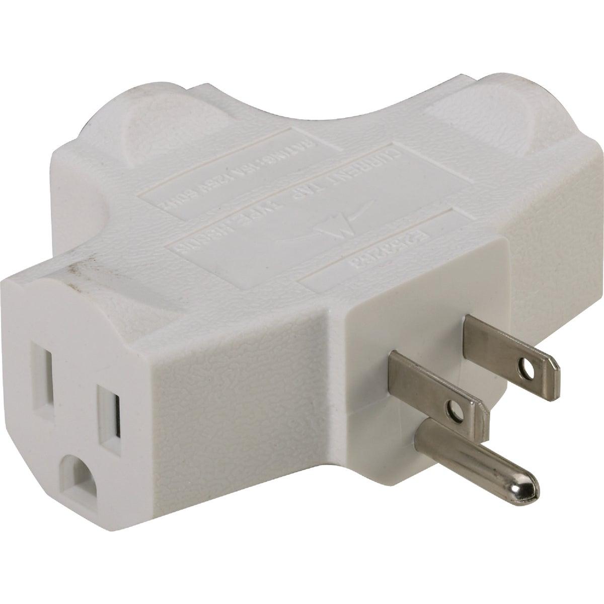 Do it Bulk Multi-Outlet Tap Adapter, 30-ADT-WH-BULK