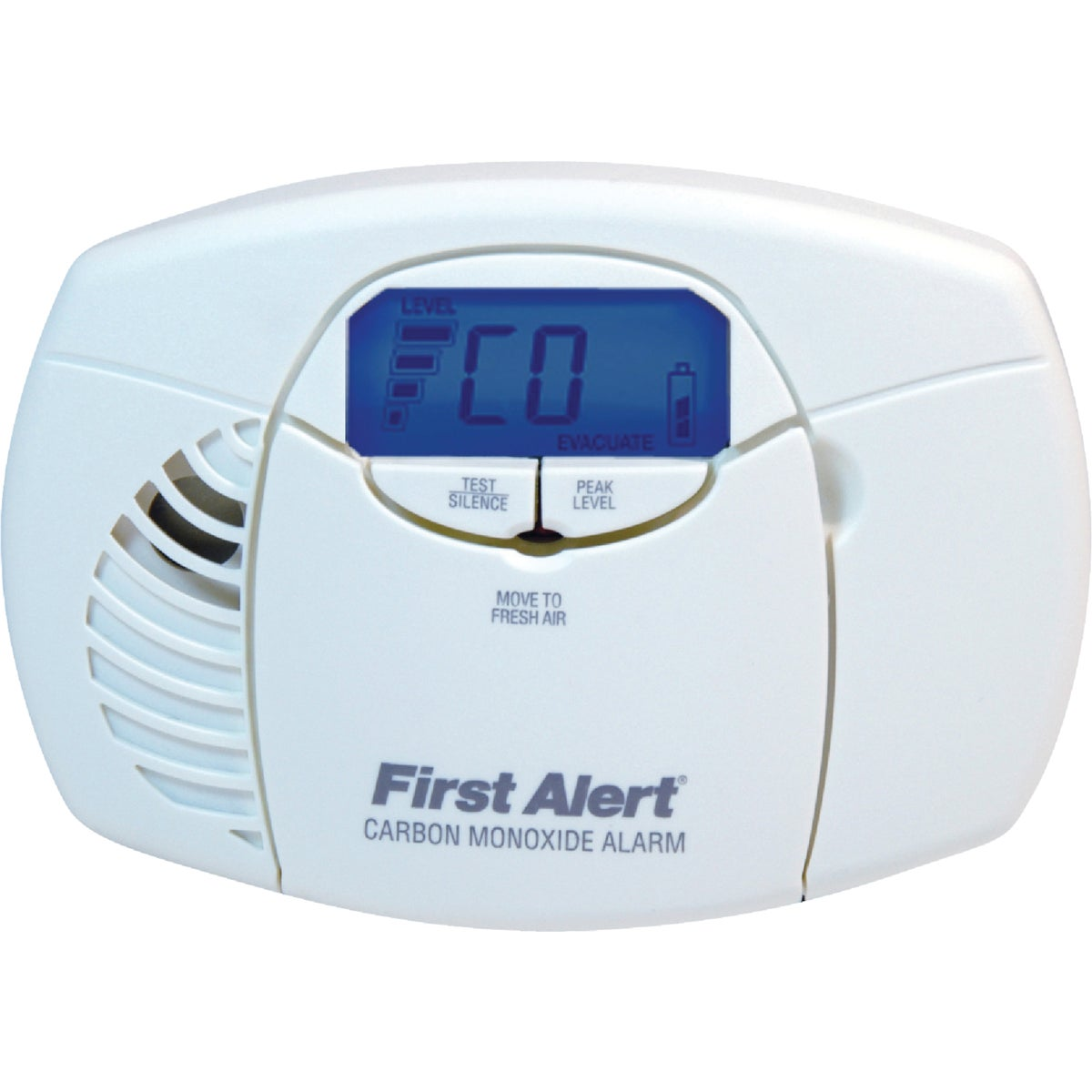 BATTERY CO ALARM - CO410 by First Alert  Jarden