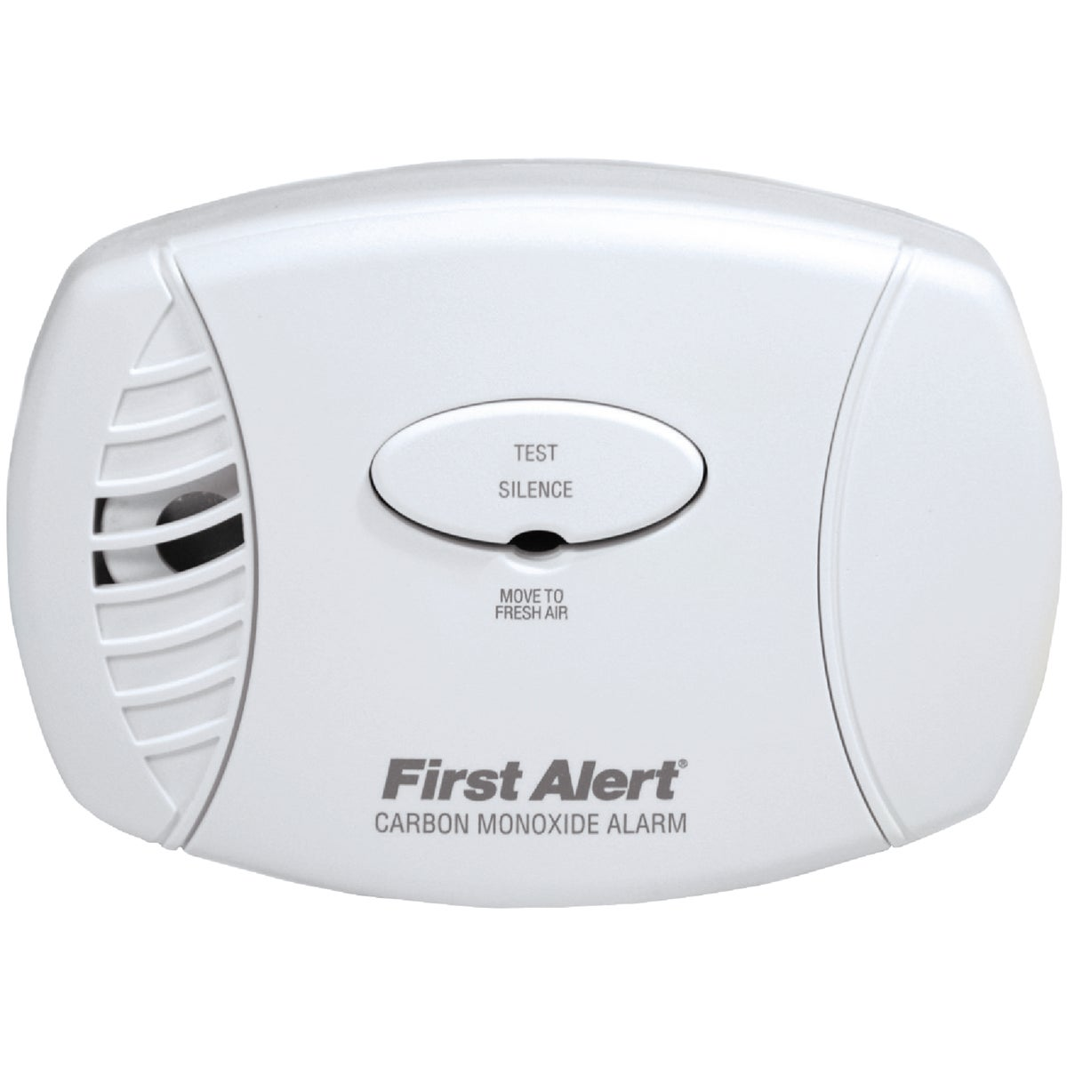 AC CO ALARM W/BATTERY
