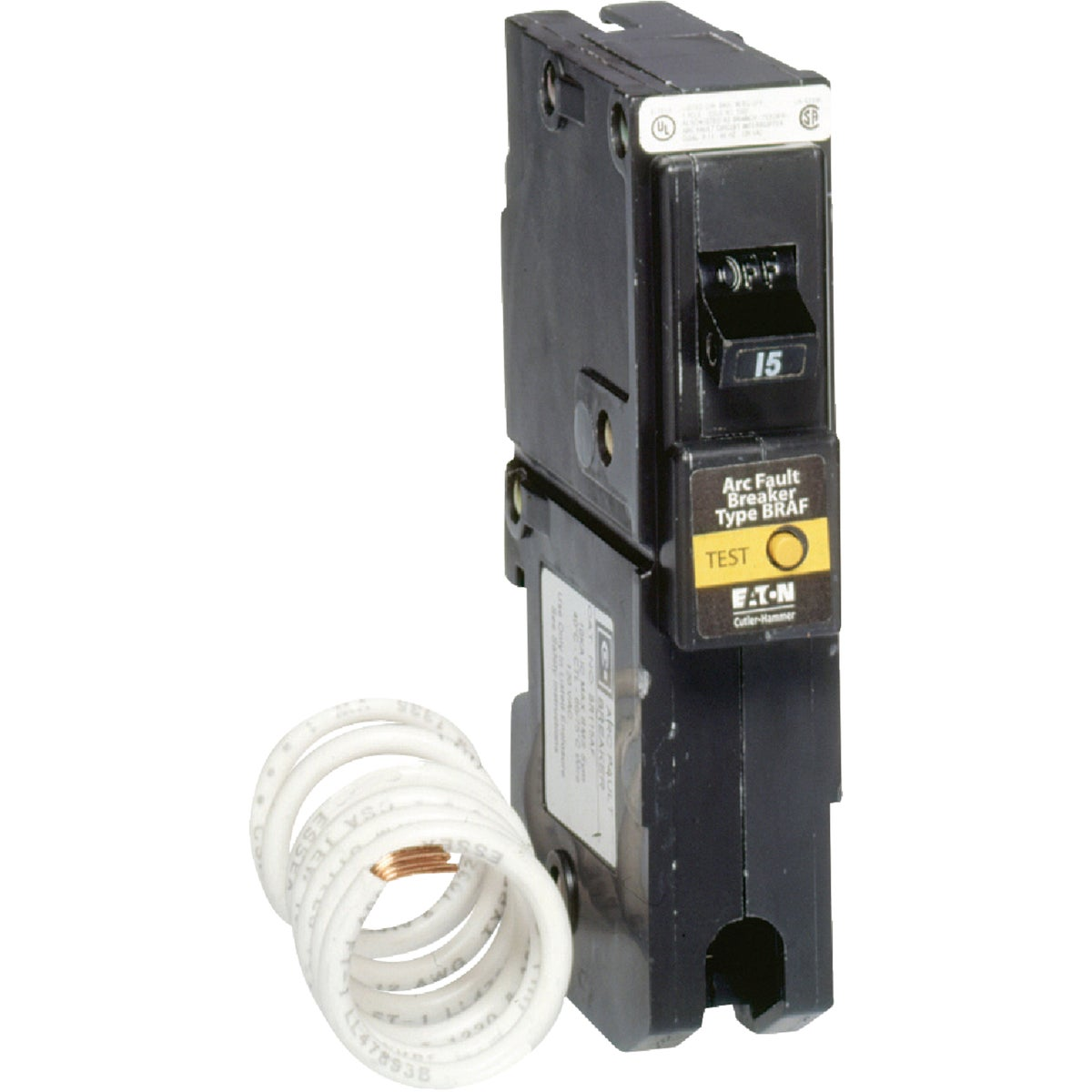 15A AFCI CIRCUIT BREAKER - BRCAF115 by Eaton Corporation