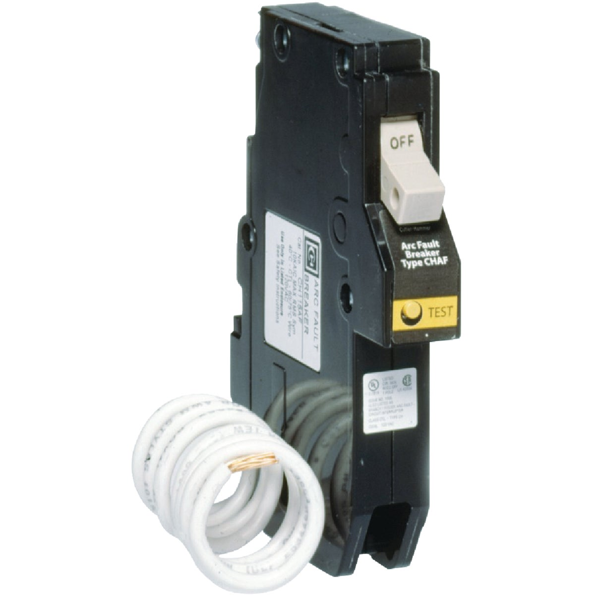 15A AFCI CIRCUIT BREAKER - CHFCAF115 by Eaton Corporation