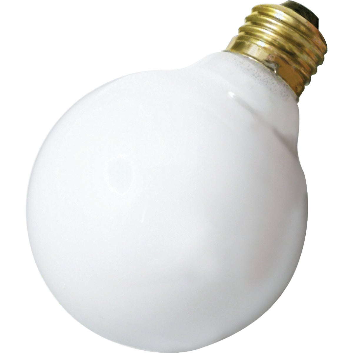 "40W WHT 3-1/8""GLOBE BULB - 12979 by G E Lighting"