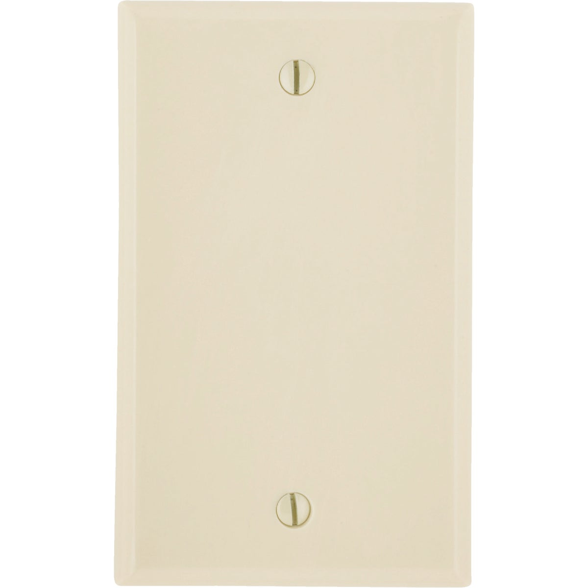IV BLANK WALL PLATE - 86014 by Leviton Mfg Co