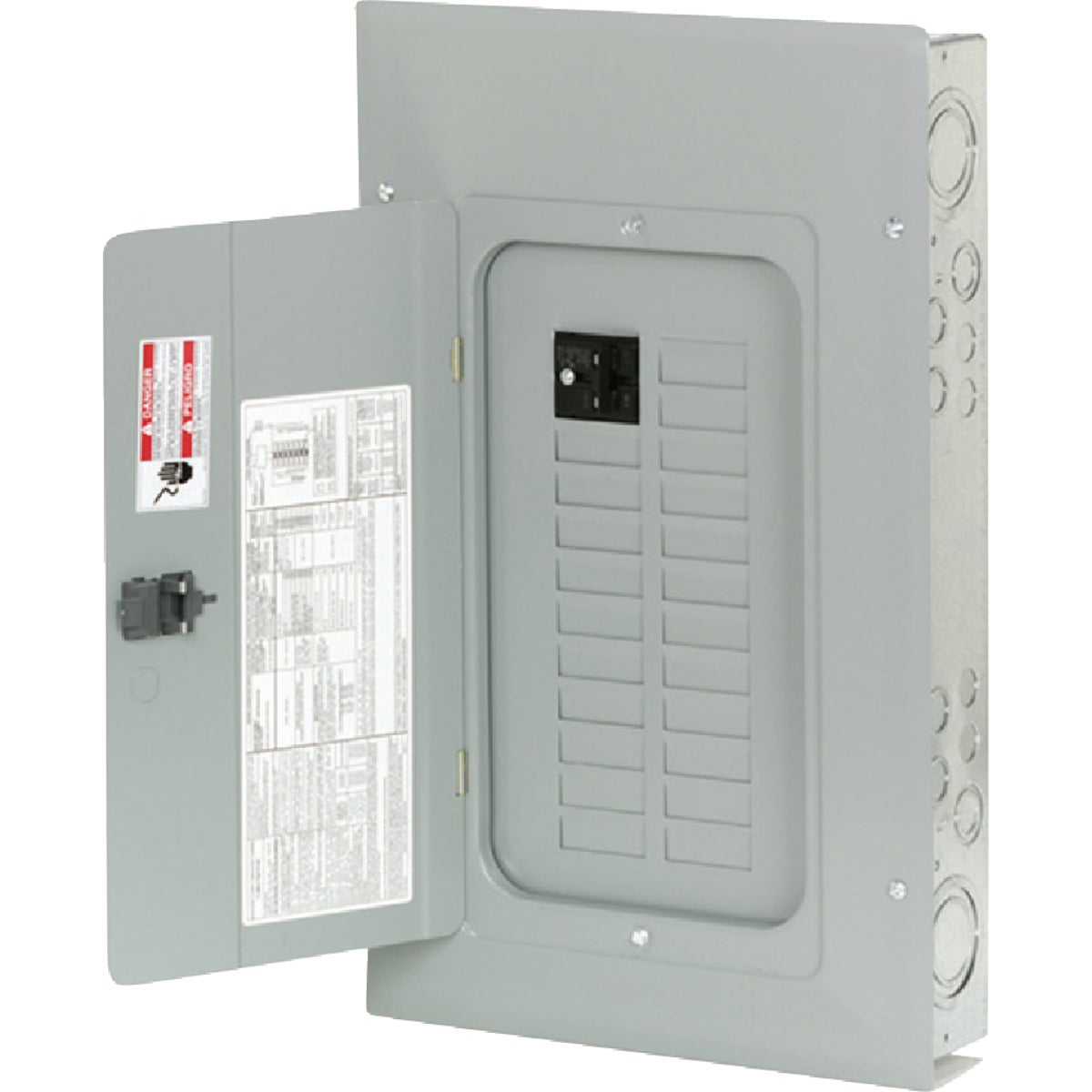 100A LOAD CENTER - BR1620B100 by Eaton Corporation