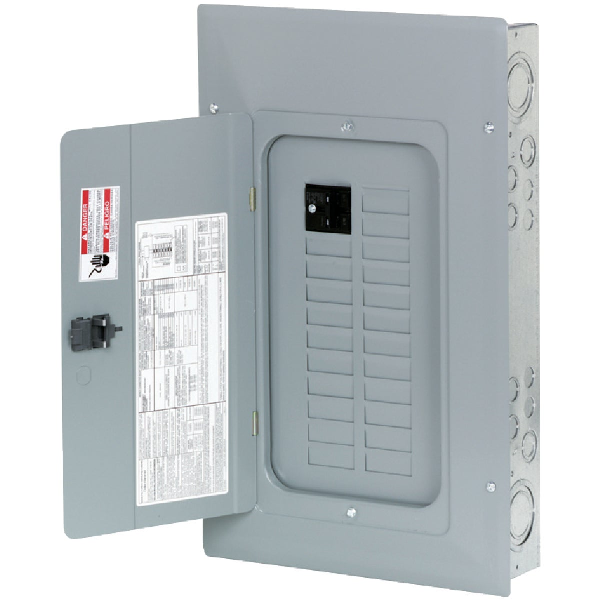 100A LOAD CENTER - BR2020B100 by Eaton Corporation